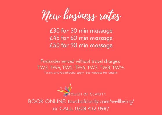 Holistic Massage - surgery ad 1.2
