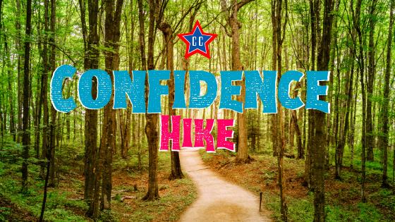 Confidence Hike #1