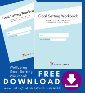 Free download - Wellbeing Goal Setting Wkbk NY