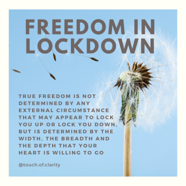 Freedom in Lockdown